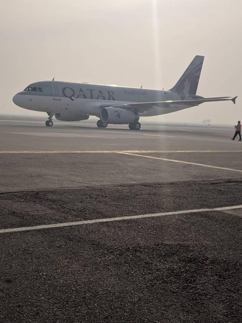 نواز شریف جاتی امرا سے ایئرپورٹ کے لئے روانہ