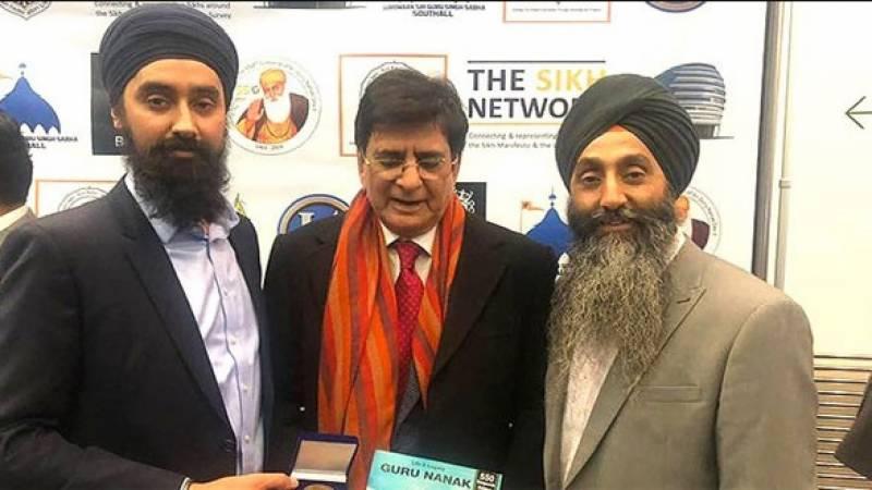 کرتارپور راہداری:برٹش سکھ کمیونٹی کاعمران خان کیلئے ایوارڈ