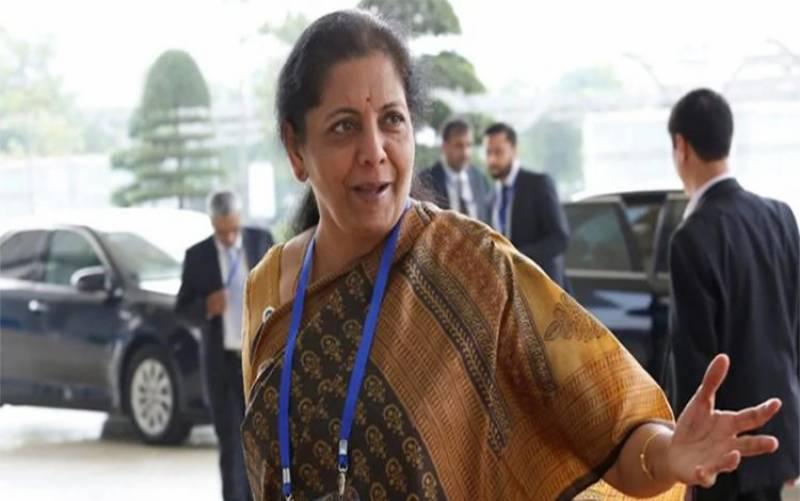 وہ پیاز اور لہسن زیادہ نہیں کھاتیں، میرا تعلق اس خاندان سے ہےجہاں پیاز زیادہ نہیں کھائے جاتے: بھارتی وزیر خزانہ