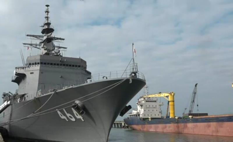 جاپانی بحری سیلف ڈیفنس فورس کے سربراہ کا ویتنام سے تعلقات مضبوط بنانے پر زور