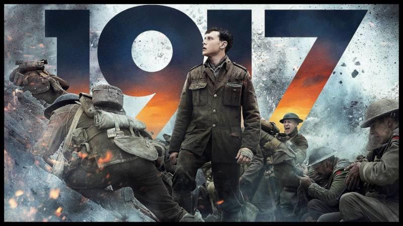 """فلم""""1917"""" کا شمالی امریکی باکس آفس پر راج، فلم""""سٹار وارزدی رائز آف سکائے واکر """"دوسرے نمبر پر آگئی"""