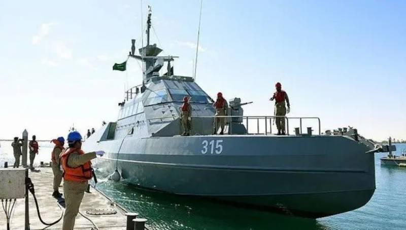 جدید ترین جنگی کشتیوں کی پہلی کھیپ سعودی عرب پہنچ گئی
