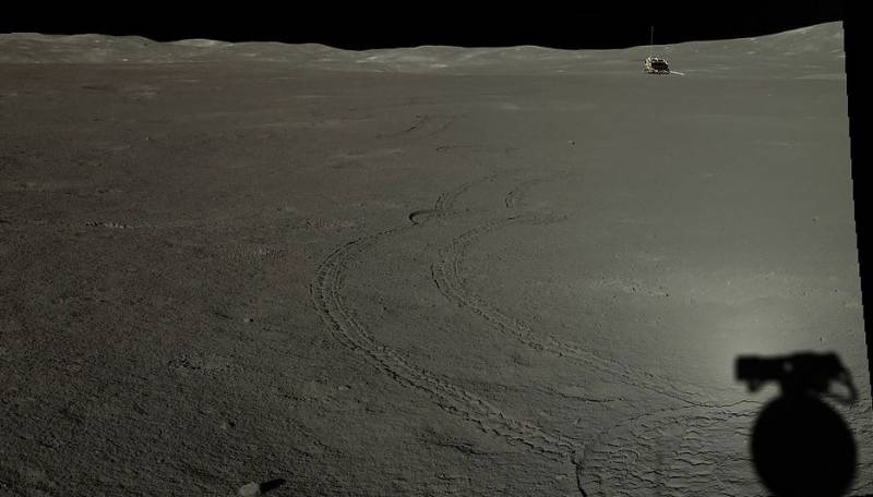 چاند کی ایسی تصاویر جوپہلے کبھی نہیں دیکھی