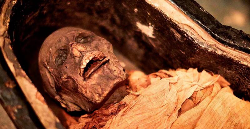 سائنسدانوں نے ہزاروں سال قدیم حنوط شدہ لاش کی آواز سن لی