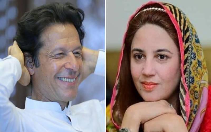 عمران خان کی 'قاتل مسکراہٹ'، زرتاج گل تعریف کیے بغیر نہ رہ سکیں