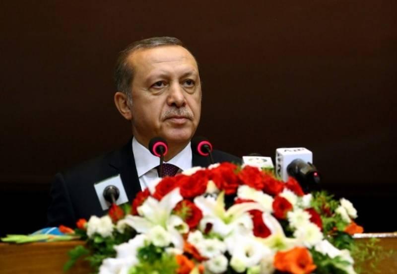کشمیر ہمارے لیے وہی ہے جو آپ کے لیے ہے، اے اللہ ہمارا یہ اشتراک قائم رہے:ترک صدر