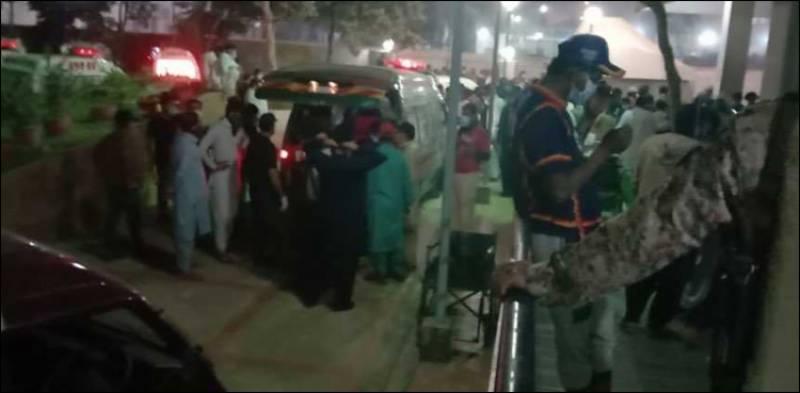 کیماڑی واقعہ:شہر قائد جان لیوا پراسرار زہریلی گیس کی لپیٹ میں ، ہلاکتوں کی تعداد میں اضافہ