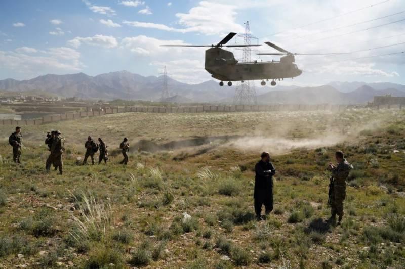 امن معاہدے کے بعد افغانستان سے امریکی فوج کا انخلا شروع