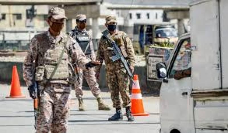 پاک فوج کے دستے ملک بھر میں سول انتظامیہ کی معاونت کر رہے ہیں: آئی ایس پی آر
