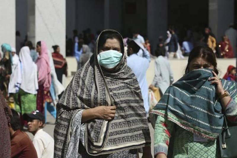 پنجاب : کورونا وائرس کے باعث 3 افراد جاں بحق، کیسز 651 ہوگئے
