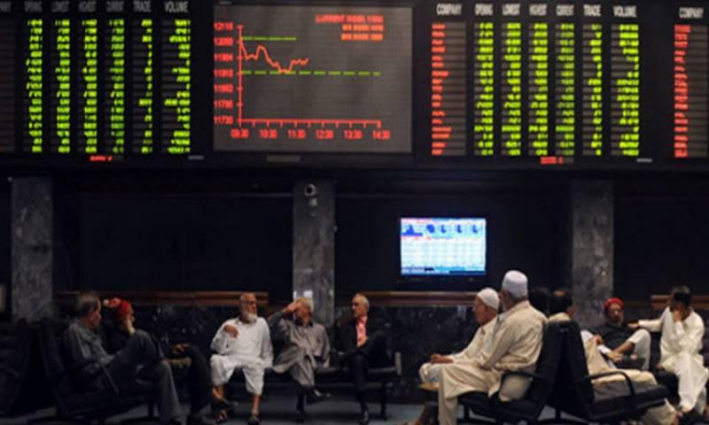 پاکستان اسٹاک مارکیٹ میں ملا جُلا رجحان، 50 پوائنٹس کی کمی