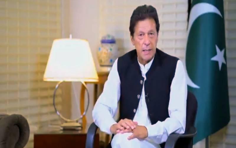 بیرون ملک کام کرنیوالے پاکستانیوں کی کورونا سے موت پر افسوس ہے: وزیراعظم عمران خان