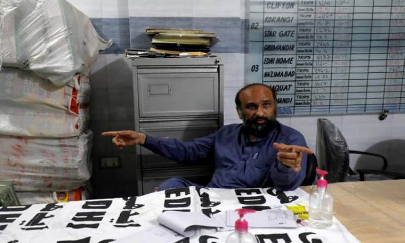 سماجی کارکن فیصل ایدھی بھی کورونا کا شکار