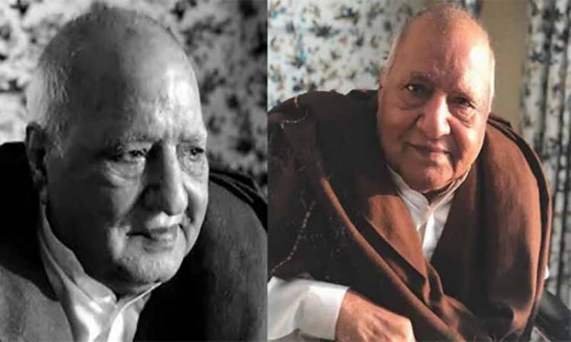 معروف اداکار اطہر شاہ خان جیدی کراچی میں انتقال کر گئے