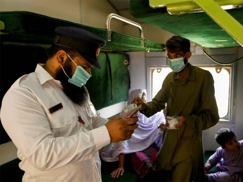 ٹرینوں کی ٹکٹوں کی بکنگ کل سے کی جاسکے گی: شیخ رشید کا اعلان