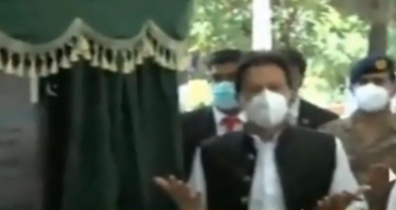 مظفر آباد: وزیراعظم عمراخان کی قیادت میں یوم استحصال کشمیر ریلی