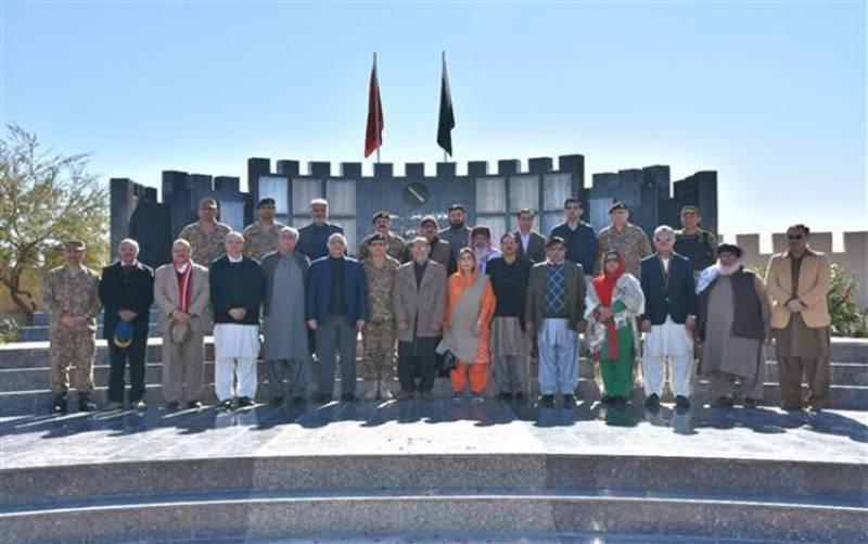 قومی اسمبلی: قائمہ کمیٹی برائے دفاع کے اراکین کا دورہ شمالی وزیرستان