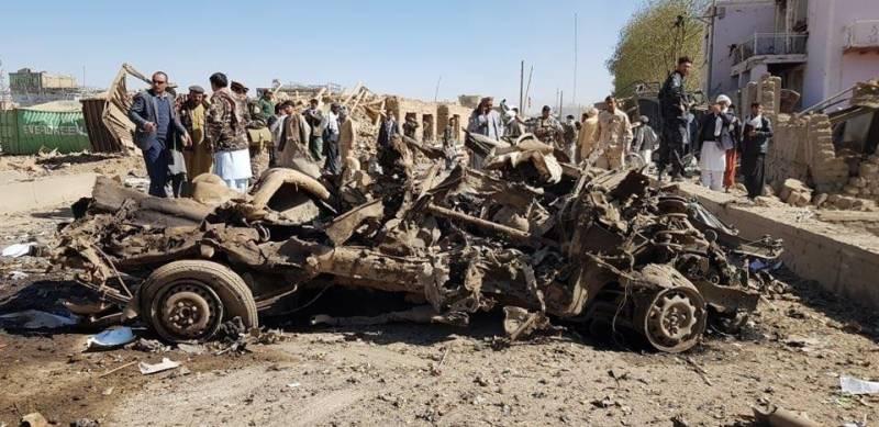 کابل: افغان صوبے غور میں دھماکہ، 12 افراد جاں بحق