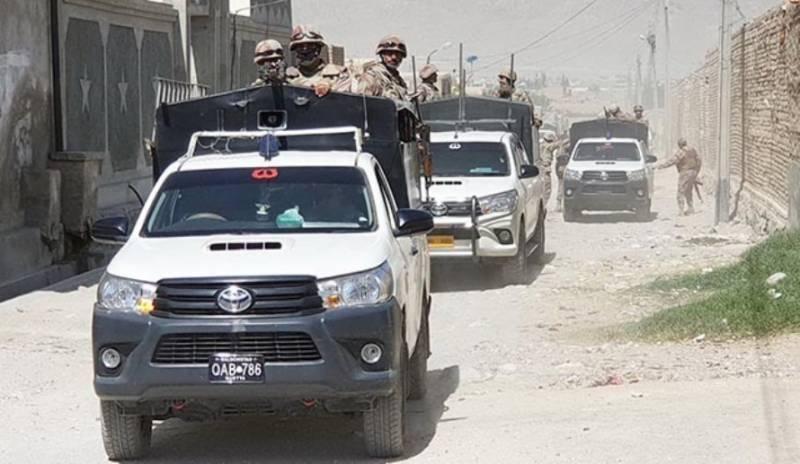 سیکیورٹی فورسز کی بروقت کارروائی، بلوچستان میں دہشت گردی کا بڑا منصوبہ ناکام