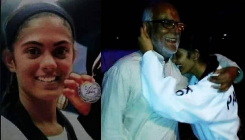 پاکستان کی پہلی انٹرنیشنل تائی کوانڈو اولمپئن ماہم آفتاب انتقال کرگئیں