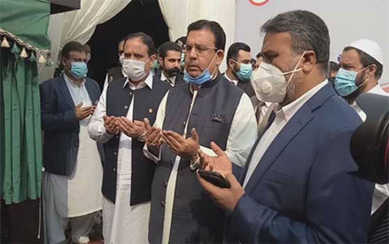 لاہور : وزیرِ اعلیٰ پنجاب نے اورنج لائن میٹرو ٹرین سروس کا افتتاح کردیا