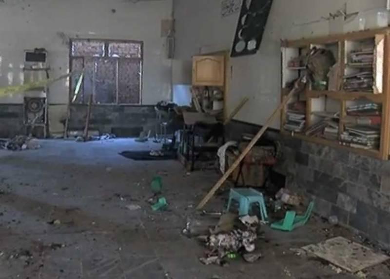 پشاور کی دیر کالونی میں مدرسے میں دھماکا، 7 افراد شہید، 83 سے زائد زخمی
