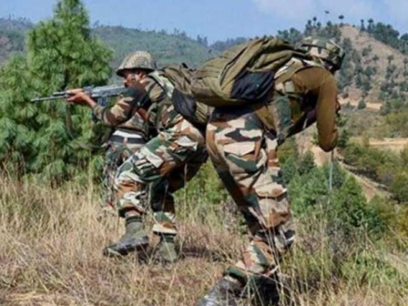 بزدل بھارتی فوج کی ایل او سی پر فائرنگ،  شہری شہید