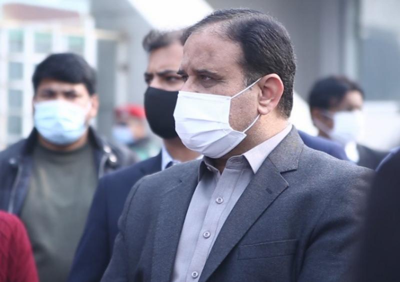 وزیر اعلی پنجاب سردار عثمان بزدار کی ہدایت پر ایکسپوسنٹر لاہور میں کورونا فیلڈ ہسپتال کو دوبارہ فعال کر دیا گیا ہے