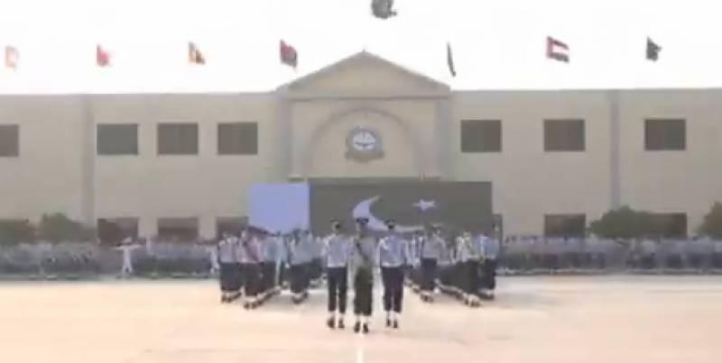 جبر کا شکار مظلوم کشمیری بھائیوں اور بہنوں کے ساتھ کھڑے ہیں: سربراہ پاک فضایہ