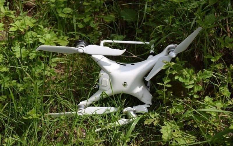 ایل او سی: پاک فوج نے بھارت کا ایک اور جاسوس ڈرون مار گرایا