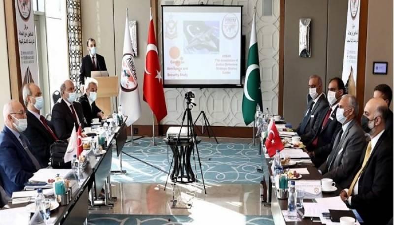 پاکستان دہشتگردی کیخلاف جنگ میں ترکی کے ساتھ کھڑا ہے:ایئر چیف مارشل