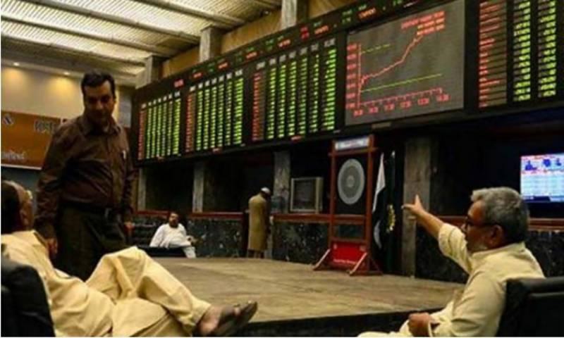 پاکستان اسٹاک ایکسچینج میں تیزی کا رجحان