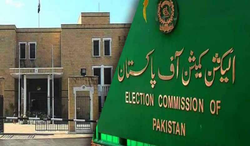جو ہار گئے وہ نا منظور جو جیت گئے وہ منظور، کیا یہ کھلا تضاد نہیں:الیکشن کمیشن