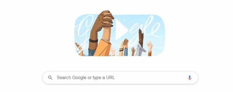 گوگل کا خواتین کو منفرد انداز میں خراج تحسین