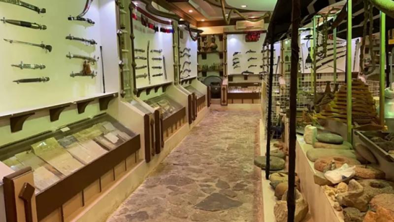 سعودی شہری کے گھر میں نایاب نوادرات کا بیش قیمت ذخیرہ،لوگ دیکھ کر حیران