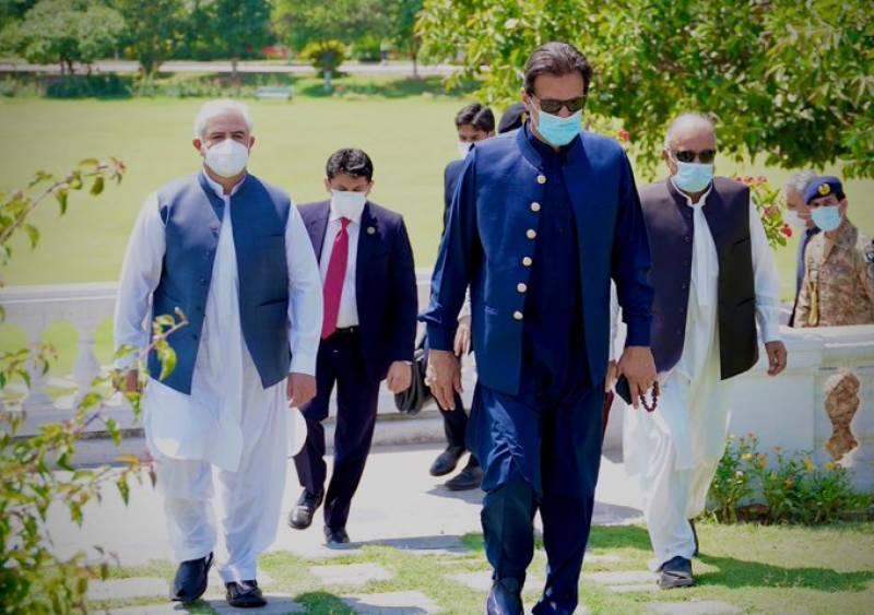 وزیر اعظم نے نوشہرہ میں ہاؤسنگ اسکیم کا سنگ بنیاد رکھ دیا