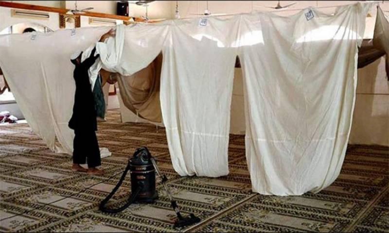 محکمہ اوقاف نے اس سال اعتکاف پر پابندی عائد کر دی