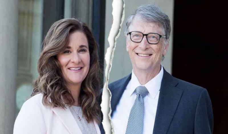 بل گیٹس اور میلنڈا میں شادی کے 27 سال بعد علیحدگی