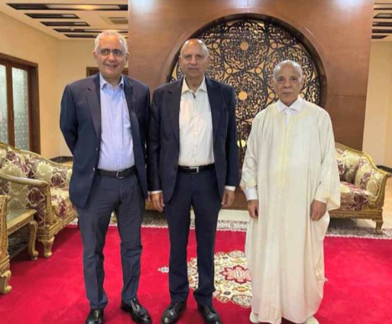 مسئلہ فلسطین اور کشمیر حل کئے بغیر دنیا میں امن قائم نہیں ہوسکتا: گورنر پنجاب
