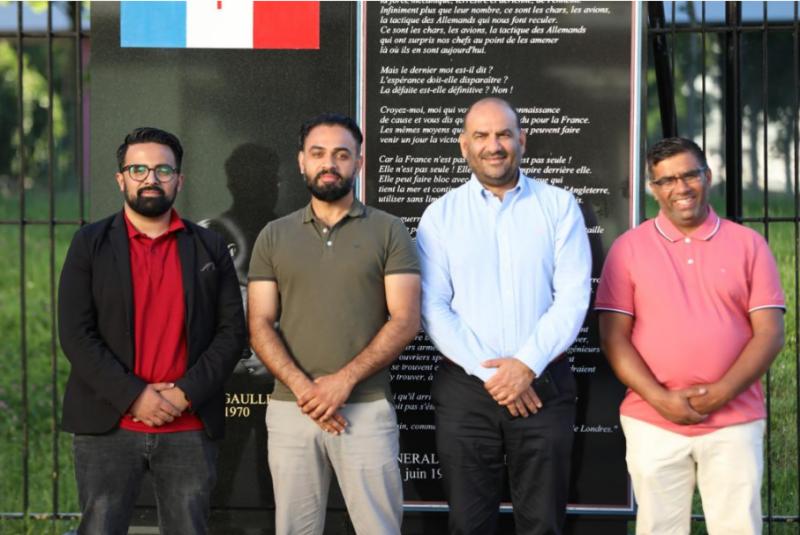 فرانس کی بلدیاتی سیاست میں پاکستانی نوجوان متحرک