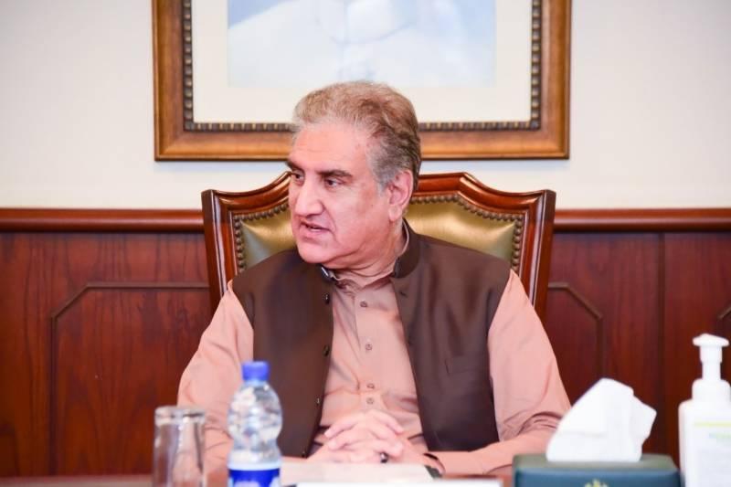 پاکستان خطے میں قیام امن کیلئے افغانستان کے امن کو ناگزیر سمجھتا ہے:وزیر خارجہ