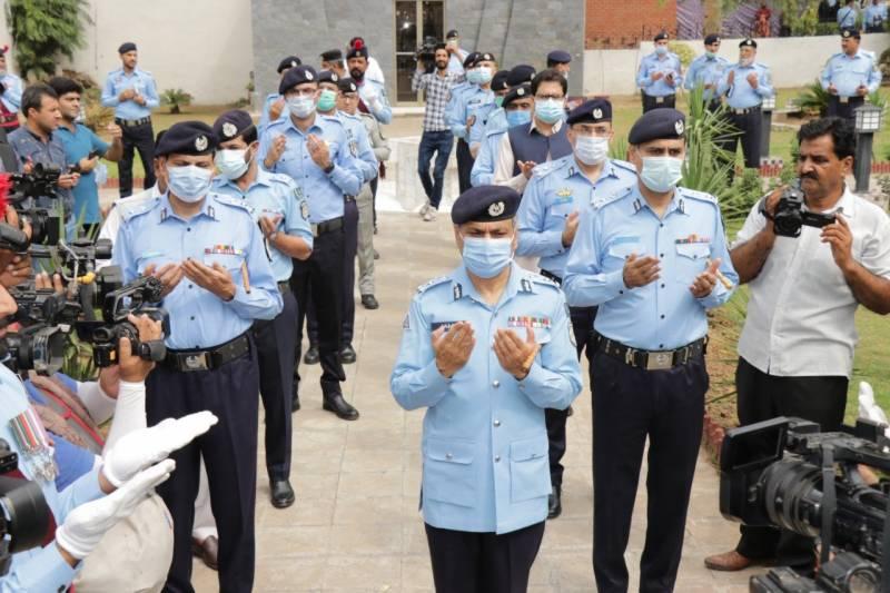 ملک بھرمیں یوم شہدائے پولیس نہایت ہی عقیدت واحترام کے ساتھ منایا گیا
