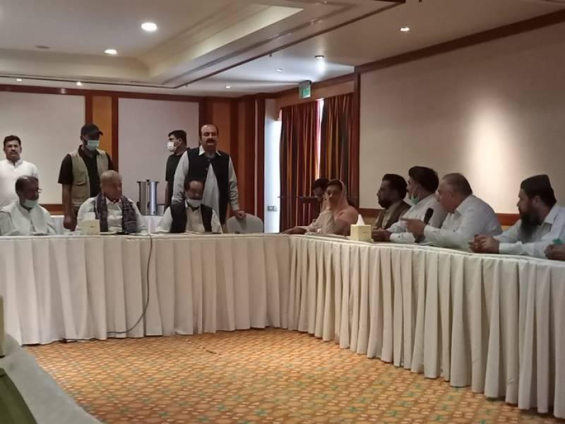 کراچی کے مسائل کو دیکھ کر دل خون کے آنسو روتا ہے: شہباز شریف