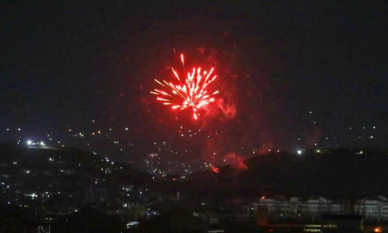 امریکی انخلاء: خوشی میں ہوائی فائرنگ ، افغانستان نے آج مکمل آزادی حاصل کر لی: طالبان