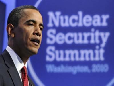 امریکی صدر نے کہا کہ جوہری کانفرنس میں کئے گئے وعدے پورے ہوئے تو دنیا محفوظ ہو جائے گی، آئندہ جوہری صلاحیت کو بجلی پیدا کرنے کے لئے استعمال کیا جائے گا۔