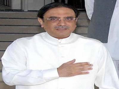صدرآصف علی زرداری نے امید ظاہر کی ہے کہ بہت جلد سینٹ میں بھی اٹھارہویں ترمیمی بل کے مسودے کی منظوری دیدی جائے گی۔