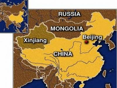 چین میں کے زلزلے کے باعث ستر سے زائد افراد ہلاکجبکہ درجنوں زخمی ہو گئے-