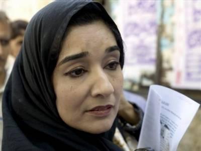امریکہ میں قید ڈاکٹرعافیہ صدیقی کی بہن فوزیہ صدیقی نے کہا ہے کہ وہ عافیہ کے بچوں کی بازیابی پر خوش ہیں مگر حقیقی خوشی اور اطمینان ڈاکٹرعافیہکی رہائی اور وطن واپسی پر ہوگا۔