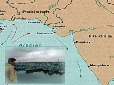 سمندری طوفان سندھ کے علاقے میرپور ساکرو سے ٹکرانے کے بعد بھارتی ریاست راجھستان میں داخل ہوگیا ہے، جبکہ محکمہ موسمیات کا کہنا ہے کہ اب کراچی اور سندھ میں بارش کا کوئی امکان نہیں۔