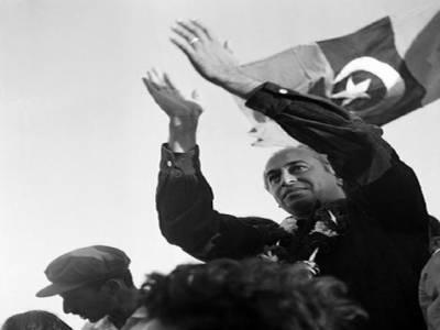 پاکستان پیپلز پارٹیآج سابق وزیراعظم ذوالفقارعلی بھٹو کیحکومت ختم کرکے مارشل لاء لگانےکےتینتیس برسمکمل ہونے پریوم سیاہ منائے گی۔